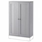 ХАВСТА Шкаф,серый